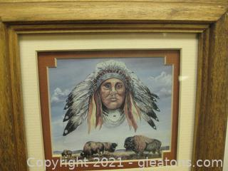 Beautiful Group of American Indian Collectibles