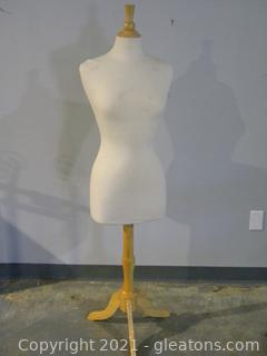 Female Mannequin Display Torso