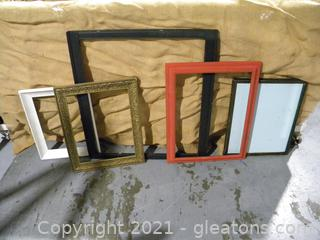 Empty Frames Lot