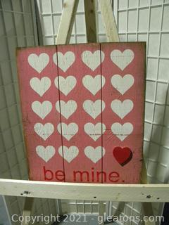 """Be Mine"" Decor"