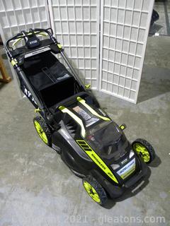 Ryobi 40V Lawn Mower