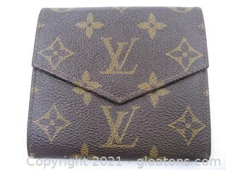 Louis Vuitton-Like Wallet
