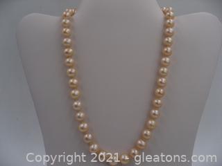 Strand Freshwater Pearls