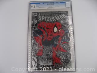 Graded Comic Book Spider Man