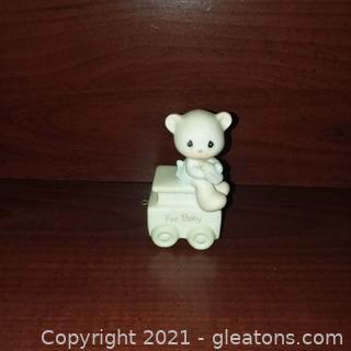 Precious Moments Birthday Train Age OO Club Figurine