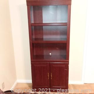 3 Shelf Storage Cabinet