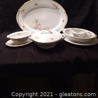 Noritake 5329 China Serveware