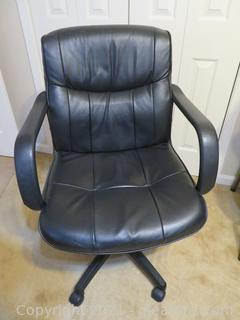 Like New Leather-like Office Chair