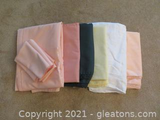 Beautiful Lot of Table Cloths (A)