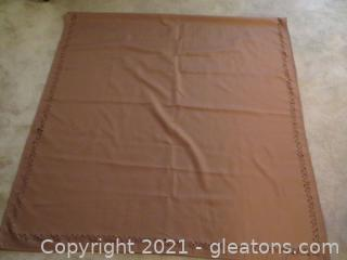 Three Beautiful Tablecloths