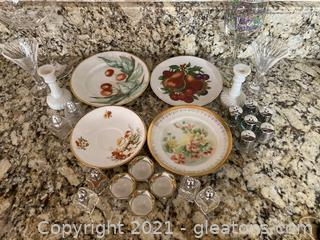 Kitchen Decor Lot of 26 Items