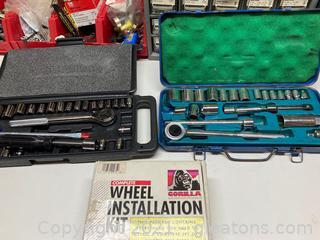 2 Socket Set/Gorilla Wheel Installation Kit