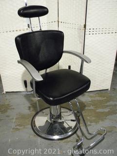 Hydraulic Barber Chair A