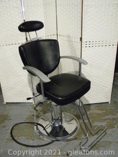 Hydraulic Barber Chair B