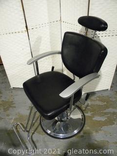 Hydraulic Barber Chair C