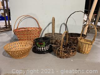 Basket Lot (A)