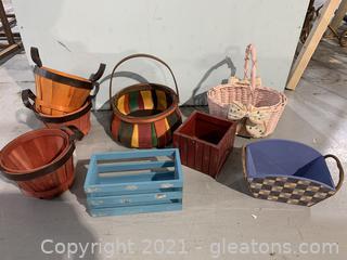 Basket Lot (B)