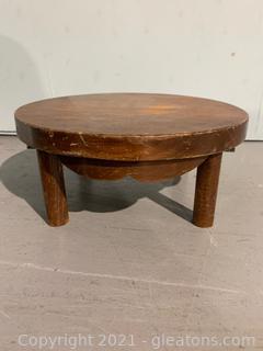 Wood Table Riser