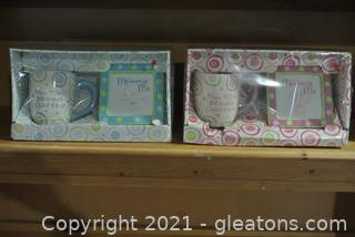 New Mommie Gift Sets (Lot of 2)