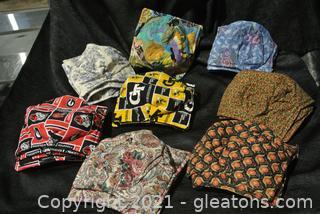 Bowl Cozies Various Designs (Lot of 23)