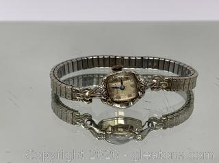 Antique Women's Bulova Watch