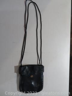 Gucci Navy Crossbody
