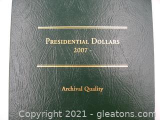 Presidential Dollars 2007