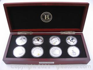 Franklin D. Roosevelt & Winston Churchill Legacy Coin Collection- Lot 1