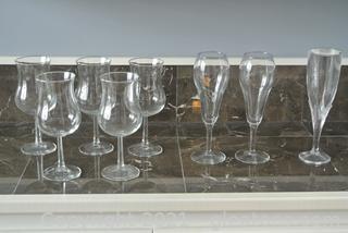 Beverage Glasses (Lot of 8)