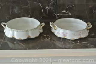 Haviland China Serving Dishes (Lot of 2)