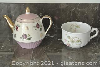 Tea Time ! (Lot of 2)
