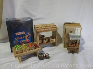 Nativity Harvest Accessories (2 Boxes)