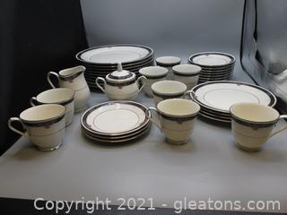 Noritake Ivory China - Etienne - Made in Japan