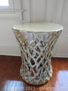 Lustrous Home Fashion Interiors Garden Stool