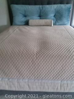 Custom Made King Size Bedding
