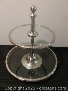 Pier One Trio - Regency Two-Tiered Server
