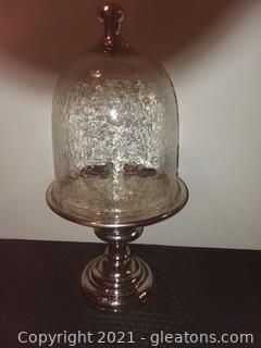 Pier One Trio - Regency Tall Stand & Dome