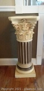 Decorative Column/Pedestal A