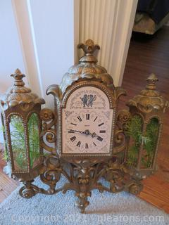 New Heaven Quartz Clock