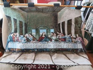 The Last Supper Wall Hanging
