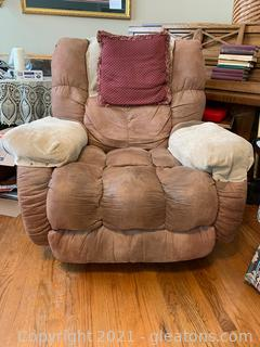 Well Loved Rocker Recliner