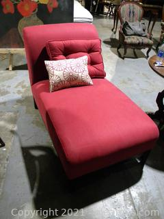 Mitchell Gold Chaise Lounge