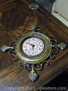 Jeffrey Merriman Wall Clock