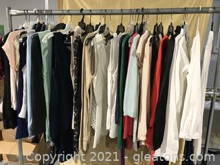 Lot of Designer Blouses Size: S/M