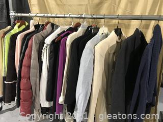 Lot of Designer Jackets + Cardigans