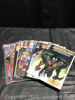 Lot of Youngblood Comics