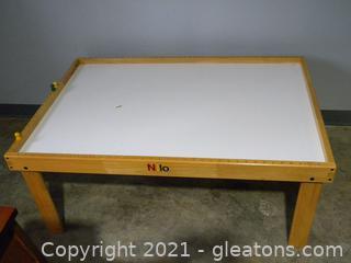 Nilo Activity Table