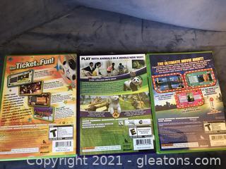 X Box 360 games