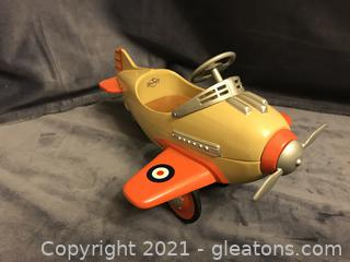 Hallmark Classic Kiddy Car 1941 Spit Fire  Airplane