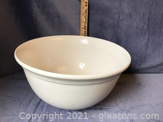 "Extra large mixing bowl13"" diameter"